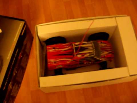 nitro rc truck for sale goes 50+ comes with gas and starter only