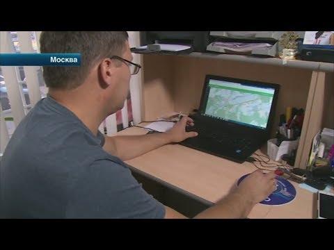 Предприниматель по GPS навигатору нашёл свой угнанный автомобиль в другой стране