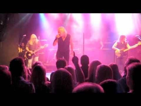 Return to Fantasy, Uriah Heep live @ Tavastia 20.9.2011