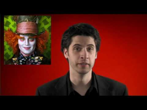 Alice in Wonderland review. 2010