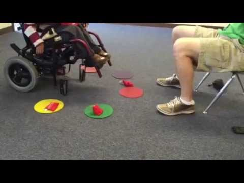 adapted physical education for student with muscular dystro