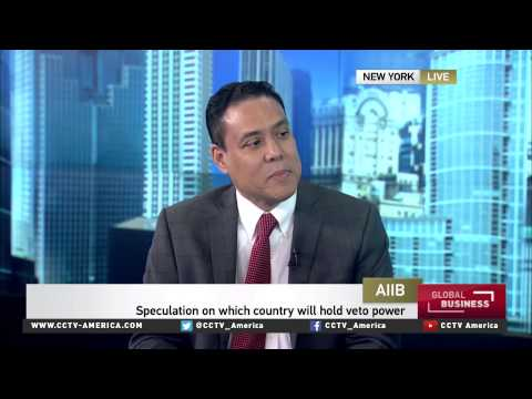 Chief economist Anthony Chen on AIIB
