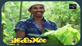 Malayalam Movie Scene - Chakoram - Trespassers Will Be Prosecuted ! !