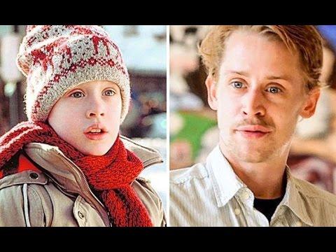 «Один дома» Как сейчас выглядят главные актёры фильма