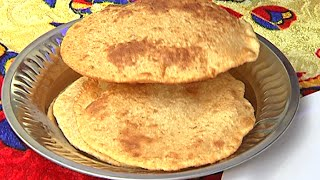 How to Make Sweet Puri