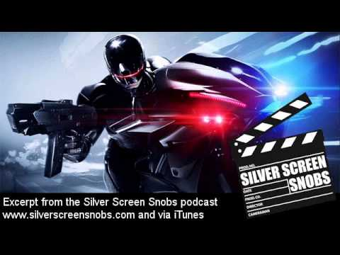 Robocop 2014 Remake - Movie Review from Silver Screen Snobs podcast