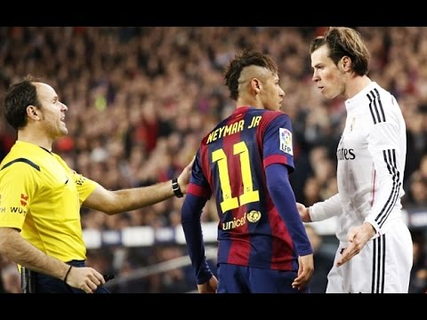 Neymar Jr Vs Gareth Bale - Head to Head Battle |HD|