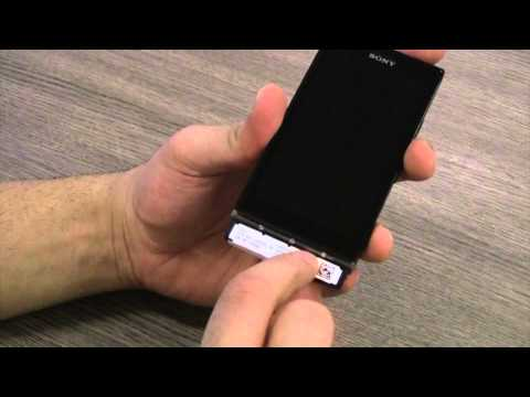Sony Xperia P Unboxing and Hands On review - iGyaan