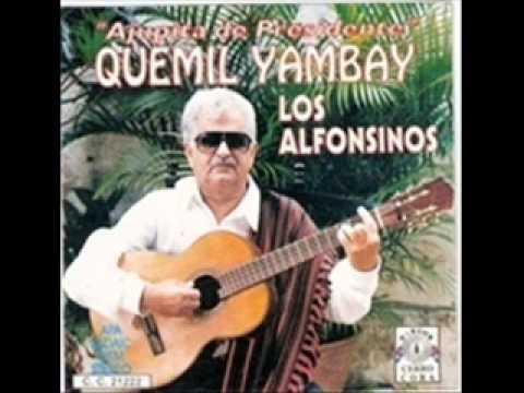 Quemil Yambay  &  los Alfonsinos - Ajupita de Presidente [Polka]