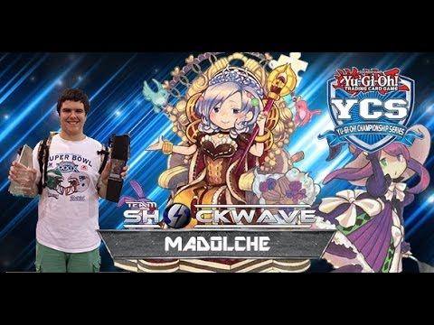 YCS Philadelphia 2014 1st place Madolche + Draft deck Profile