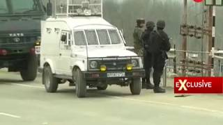 Zee News Exclusive NSG team arrives in Pulwama