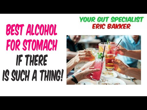 Best Alcohol For Stomach If There Is Such A Thing!