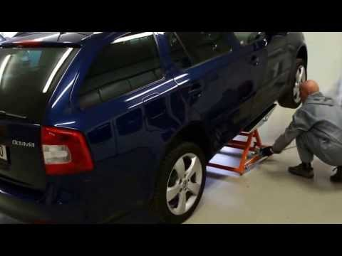 AUTOLIFT 3000 car tilting lift