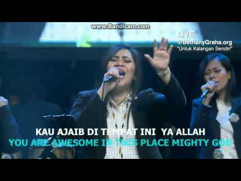 Graha Bethany Nginden  - You Are Awesome in This Place