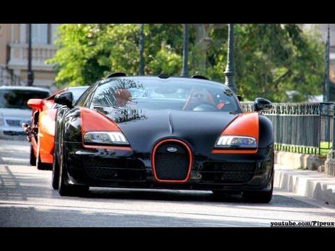 top gear hits monaco bugatti veyron vitesse wrc lamborghini aventador roadster youtube. Black Bedroom Furniture Sets. Home Design Ideas