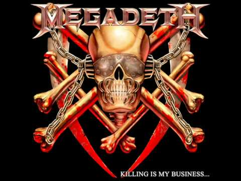 Megadeth - Last Rites Loved To Death