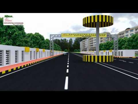 3D Walkthrough of Patna Location