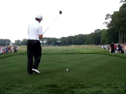 Lee Westwood, Graeme McDowell & Rory McIlroy - US Open 2009 Video