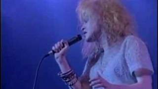 Cindy Lauper - All Through the Night (Live)