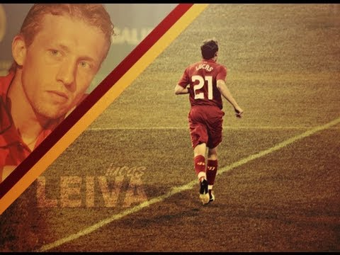 Lucas Leiva - Goals & Passes | Liverpool | 2012/2013 | HD