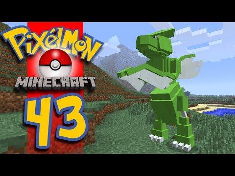 Minecraft Pixelmon - EP43 - Nice Trunk!