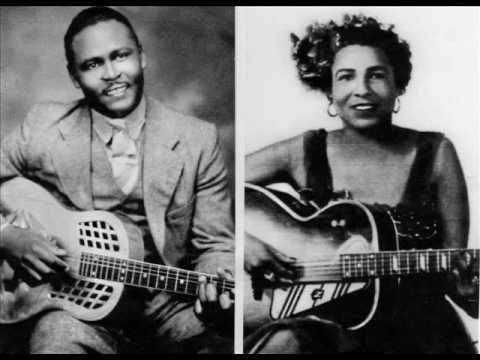 North Memphis Blues.... Memphis Minnie and Joe McCoy