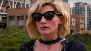 Jodie Whittaker Gets to SDCC | Doctor Who