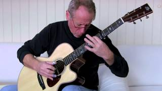 Will Ackerman 34 Processional 34 For Froggy Bottom Guitars