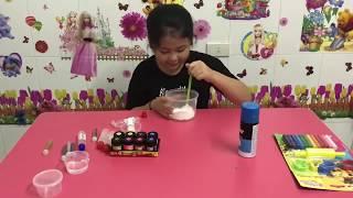 CHRISTMAS SLIME! - Vlog Kid Bao Tram Part 2
