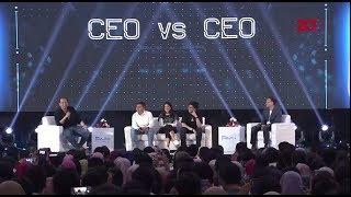 Download Lagu CEO Vs CEO: CT Hadapi Pendiri Go-Jek, BukaLapak Hingga Dian Sastro Gratis STAFABAND