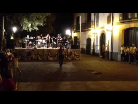 Festa San Rocco Saragnano ballerino