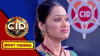 Best of CID -  Dayaben in CID Bureau