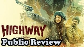 Highway - Highway Public Review | Hindi Movie | Randeep Hooda, Alia Bhatt, AR Rahman