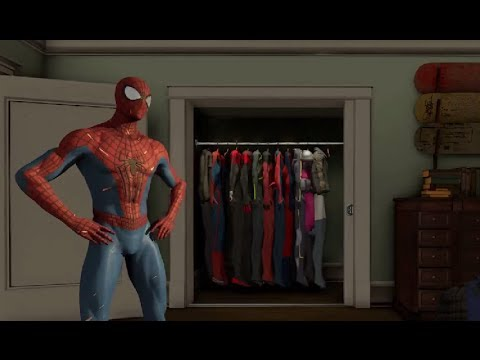 The Amazing Spider-Man 2 Demo Gameplay Walkthrough Commentary + Skins HD
