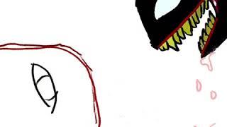 Deadpool meets Venom! #WeAreVenom!