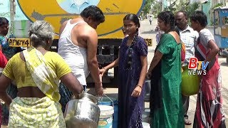 Btv SPECIAL STORY ABOUT DRINKING WATER PROBLEM IN MACHERLA