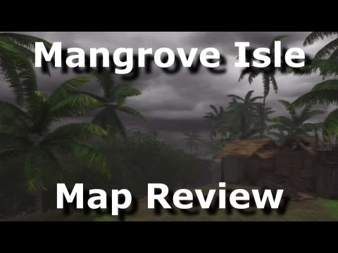 Farcry 3 Map Reviews - Mangrove Isle