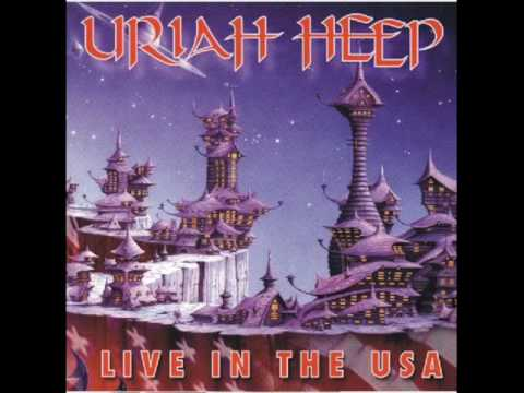 Uriah Heep - The Time Will Come