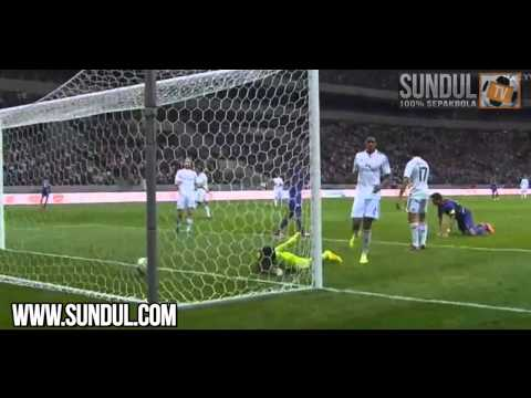 Friendly Match | Real Madrid 1-2 Fiorentina | Video bola, cuplikan gol