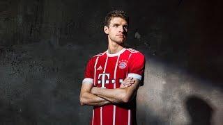 FC Bayern München Heim Trikot 17/2018