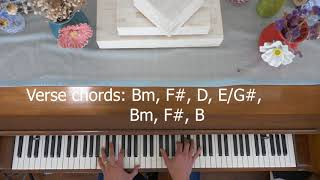 How to play Exit Music (For A Film) by Radiohead on the piano