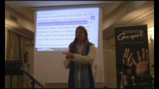 10 Febbraio 2013 - Domenica Gospel Roma - Le parole che creano relazione - Pastore Diana Aliotti