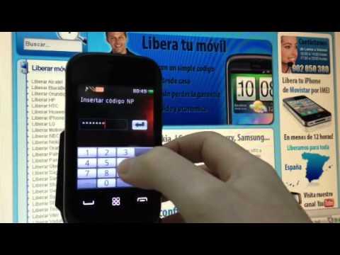 Liberar Huawei G7105 por código de Yoigo. Vodafone o Movistar