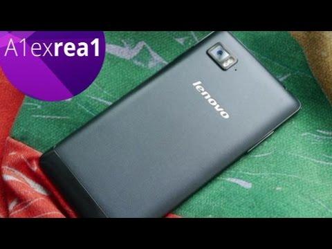 Lenovo k910 Vibe Z titanium обзор смартфона с двумя активными модулями на топ железе review