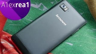 Lenovo k910 Vibe Z titanium обзор смартфона с двумя активными модулями, тестирование, вывод