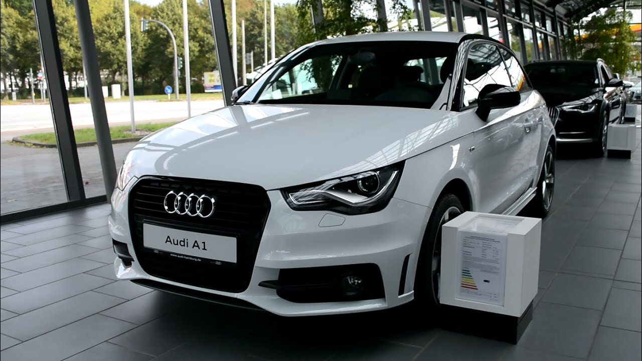 2015 new audi a1 attraction exterior and interior youtube for Audi a1 sportback interieur