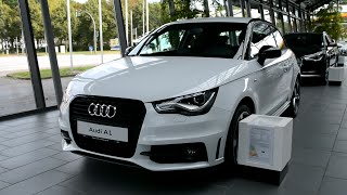 2015 New Audi A1 Attraction Exterior and Interior