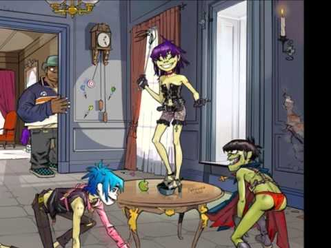Slow Country ( Strictly Rubbadub )  Space Monkeys VS Gorillaz