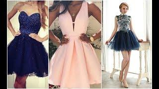 Latest Short Cocktail Dresses For Women