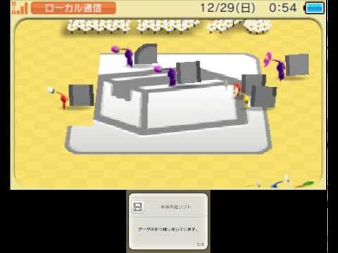 【引っ越し 攻略動画】3DS 「ソフトとデータの引っ越し」時のピクミン動画  – 長さ: 25:19。
